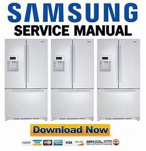 Samsung Rf267ae Rf267aewp Service Manual  U0026 Repair Guide