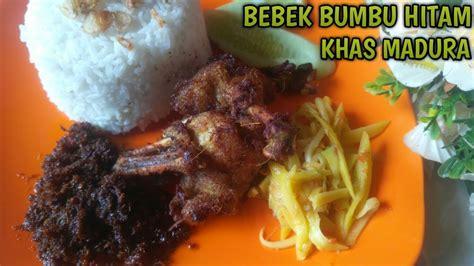 Resep bebek goreng bumbu pedas oleh ade riyana cookpad sumber : RESEP BEBEK BUMBU HITAM KHAS MADURA - YouTube