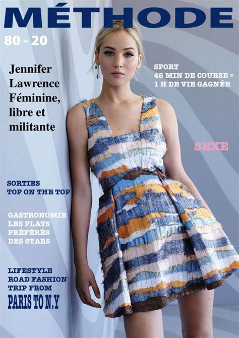 Jennifer Lawrence Vanity Fair Magazine February 2013