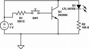 turn off an always on led with transistor electrical With wiringpi turn on led