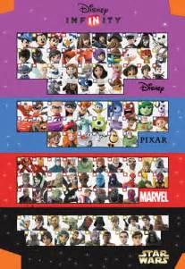 Disney Infinity Character List