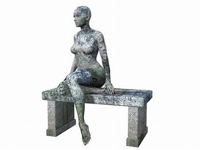 Statue Patung Femme Frau Gumira Karya Ajidarma
