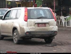 Forum Nissan X Trail : spy pic nissan x trail facelift team bhp ~ Maxctalentgroup.com Avis de Voitures