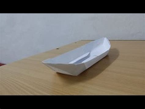 How To Make A Paper Boat That Can Hold Pennies by Kağıttan Tekne Nasıl Yapılır How To Make A Paper Boat