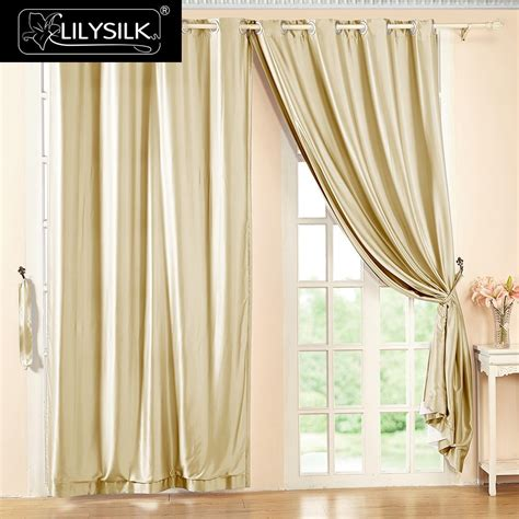 Popular Silk Drapes Curtainsbuy Cheap Silk Drapes