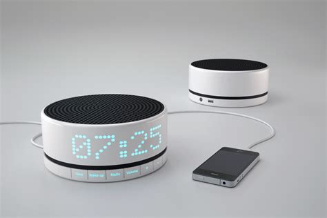 Iphone Dock Wecker by Awake By Simon Michel At Coroflot