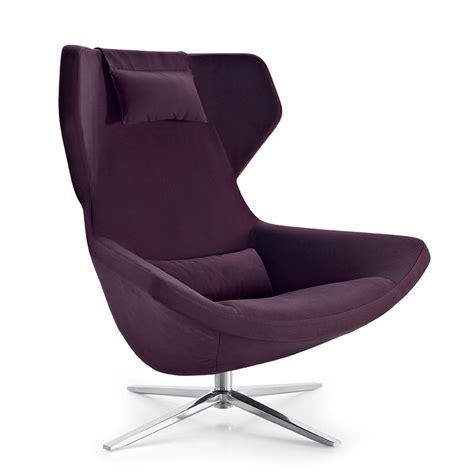 b b italia metropolitan 14 mp100ap swivel armchair with