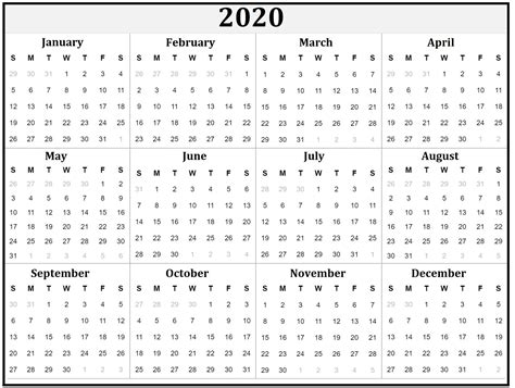 Easy to print, download, and share with others. Year Calendar With Photo | Calendar Printables Free Templates