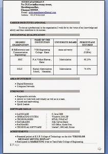resume format for freshers electronics and communication With cover letter for electronics and communication engineer fresher