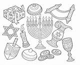 Hanukkah Drawing Coloring Menorah Dreidel Pages Drawings Goblet Coin Symbols Printable Happy Hannukah 6th Getdrawings Ty Colorit Jewish Visit Traditions sketch template