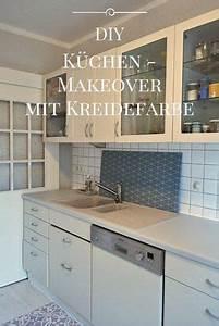 Alte Küche Verschönern : endlich neue alte k che mit kreidefarbe k che pinterest alte k che k che und k che ~ Frokenaadalensverden.com Haus und Dekorationen