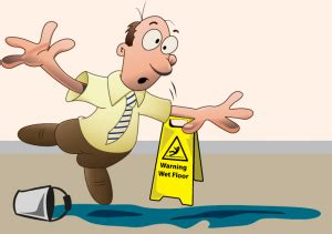 How to Identify, Eliminate Slip, Trip and Fall Hazards