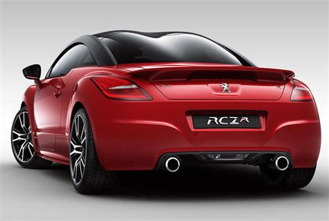 Peugeot Rcz Price by Peugeot Rcz R Uk Price