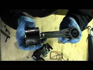 Craftsman Oil-less Air Compressor Rebuild