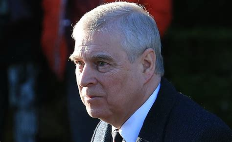 Prince Andrew Bewildered After Jeffrey Epstein's ...