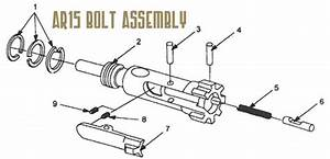 Ar 15 Bolt Parts Diagram