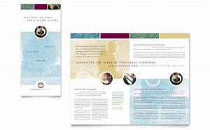 tri fold brochure template powerpoint cpadreamsinfo With powerpoint handout template