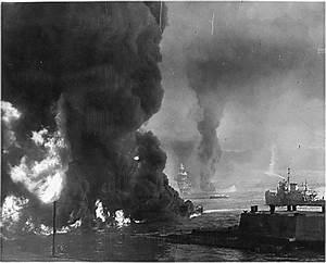 Pearl Harbor Clipart- 20-1393a - Classroom Clipart