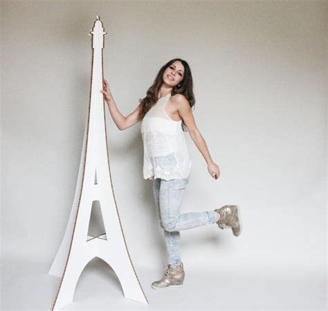 ft tall  eiffel tower decoration prop display