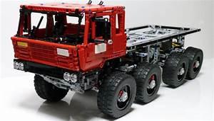 Lego Technic Erwachsene : lego technic truck trial tatra 813 lego technic legos ~ Jslefanu.com Haus und Dekorationen
