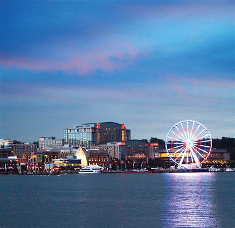 Boat Slip Rental Alexandria Va by The Best Things To See Do At National Harbor