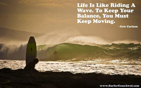 ride  waves quotes quotesgram