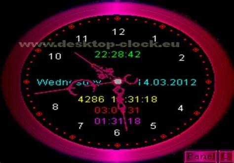 Télécharger Desktop Clock 2.8 2.8 Pour Windows