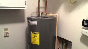 Rheem Professional Series Water Heater Versus Rheem Performance Series