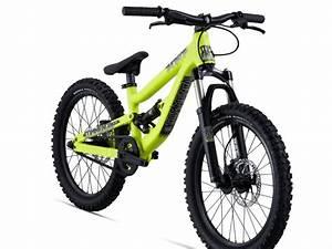 » Small, smaller, smallest: Commencal kids' DH bikes