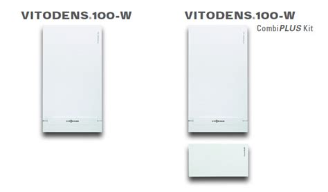 Vitodens 100 W Viessmann Gas Boilers Install And Service Vitodens 100 200 222