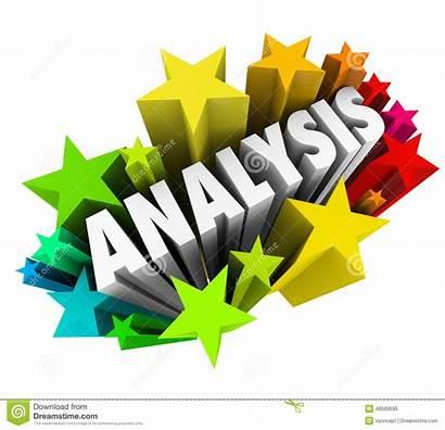 Word Analysis Data Meaning Interpretation Analyze Clipart