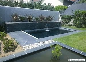 Mini Piscine Enterrée : 40 best images about piscine on pinterest decks pool ~ Preciouscoupons.com Idées de Décoration