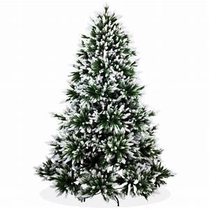 Künstlicher Weihnachtsbaum Wie Echt : k nstlicher weihnachtsbaum 210cm deluxe pe spritzguss beschneiter tannenbaum nordmanntanne ~ Frokenaadalensverden.com Haus und Dekorationen