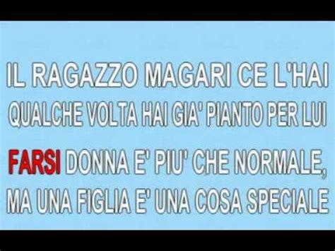 Testo Stasera Mi Butto by Adriano Celentano Il Tempo Se Ne Va Base Karaoke