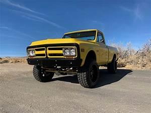 Restored 1972 K10 4x4