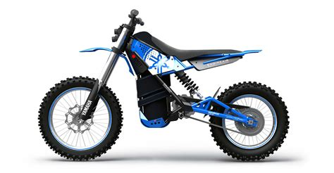 Air-powered Dirt Bikes Close To Reality?