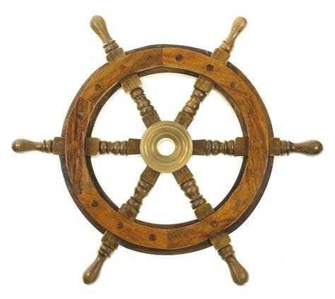 Boat Wheel by Wooden Ship Wheel Nelstar Services