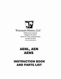 Wisconsin Motor Vh4d Firing Order Diagram