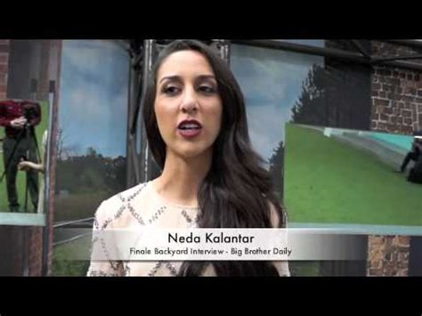 Big Backyard Interviews by Neda Kalantar Big Canada 2 Backyard