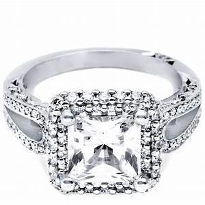 2 carat princess cut diamond wedding rings ipunya With diamond wedding rings princess cut