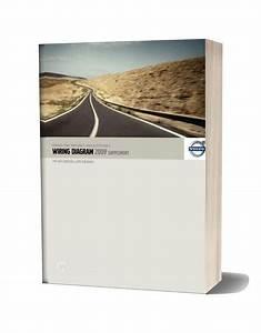 Volvo C30 S40 V50 C70 2009 Electrical Wiring Diagram Instant