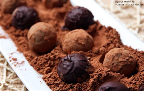The Living Room Chocolate Recipe Book by Chocolate Truffles Chocolate Port Truffles Recipe