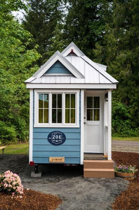 zoe tiny house at mt tiny house village