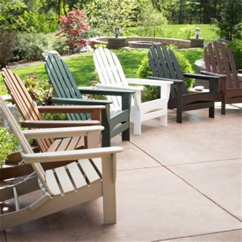 recycled plastic adirondack chairs shop at hayneedle