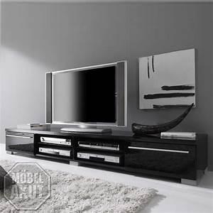 Tv Mobel Schwarz Hochglanz Ihr Traumhaus Ideen