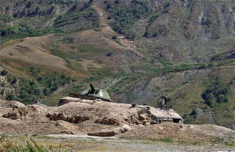 Kyrgyz border post at Karamyk village between Kirghizstan ...