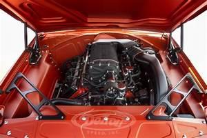 1969 Dodge Charger With A Supercharged Hemi V8  U2013 Engine