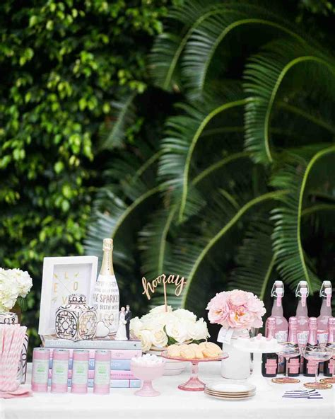 For A Bridal Shower by The Essential Elements Of A Bridal Shower Dessert Bar
