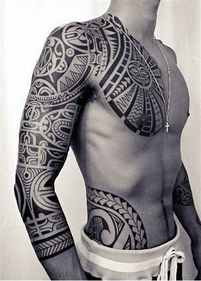 Tattoo Tribal Tattoos Maori Meanings Samoan Polynesian