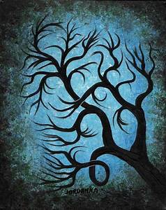 tree paintings famous artists | My dream ink | Pinterest ...